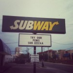 Subway Sandwiches in Baton Rouge