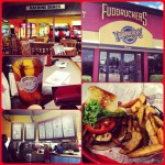 Fuddrucker's in Houston, TX