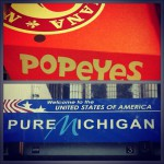 Popeye's Chicken in Detroit