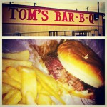 Toms Barbecue & Deli in Memphis