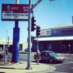 Kentucky Fried Chicken in Merced