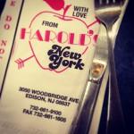 Harold's New York Deli in Edison, NJ