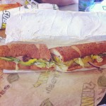 Subway Sandwiches in Laie