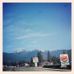Burger King in Weaverville