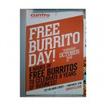 Currito Burritos Without Borders in Cincinnati