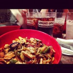 Genghis Grill in Greenville