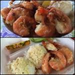 Fumi's Kahuku Shrimp in Kahuku