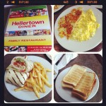 Saucon Valley Diner in Hellertown, PA