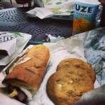Subway Sandwiches in Santa Ana