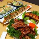Sushi King in Sacramento