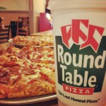 Round Table Pizza in Fullerton, CA