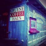 Gruene Coffee Haus in New Braunfels, TX