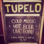 Tupelo in Cambridge