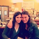 Two Amys in Washington, DC
