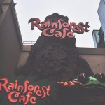 Rainforest Cafe in Niagara Falls