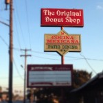 Original Donut Shop in San Antonio
