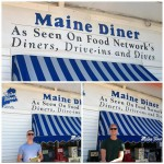 Maine Diner in Wells, ME