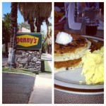 Denny's in Palm Springs