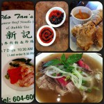 Pho Tan's Vietnamese Beef Noodle Soup and Bubble Tea Restaurant in Vancouver