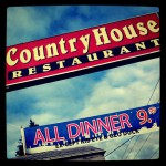 Country House Restaurant in Toledo, WA