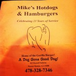 Mike's Hot Dogs & Hamburgers in Warner Robins