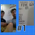 Five Guys Burgers and Fries in Knoxville