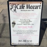 Cafe Mozart in Washington, DC