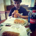 Subway Sandwiches in Gastonia