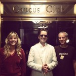 Caucus Club Restaurant in Detroit
