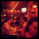 Sidewalk-Bar Restaurant in New York, NY