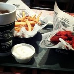 Wing Stop in Universal City