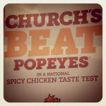 Church's Fried Chicken in Bessemer, AL