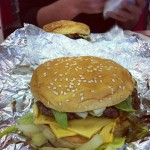 Five Guys Burgers and Fries in Dublin