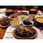 Myung Dong Restaurants in Walnut