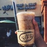 Half & Half Tea House in San Gabriel
