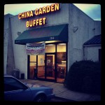 China Garden Buffet in Hickory, NC
