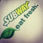 Subway Sandwiches in Nutley