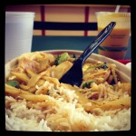 Martin's Curry rice in Morrisville