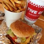 Five Guys Famous Burgers & Fri in Brunswick