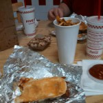Five Guys in Rochester, MN