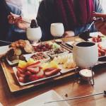 Capstone Tea and Fondue in Vancouver