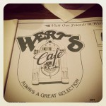 Wert's Cafe in Allentown