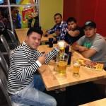 Round Table Pizza in Modesto