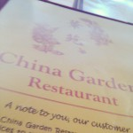 China Garden in Parker, AZ