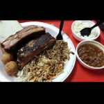 Sanky's Barbecue in Dawsonville