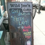 Wild Joe's Coffee in Bozeman, MT