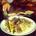 Oeeshii Japanese Steak & Seafood Restaurant in Manassas