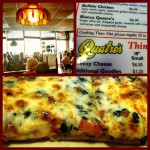 Quatro's Deep Pan Pizza in Carbondale