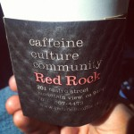 Red Rock in Mountain View, CA
