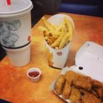 Burger King in Trenton